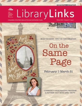 Library Links Cover Design