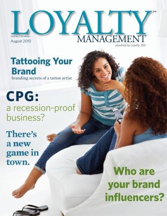 Loyalty Management Cover Design