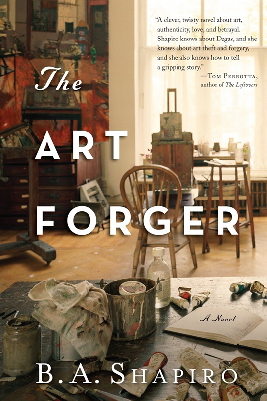 art-forger